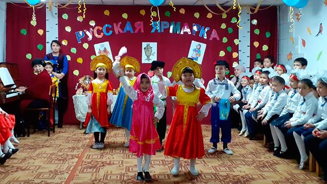 В РЦНК в Оше состоялся литературный вечер в рамках декады русского языка