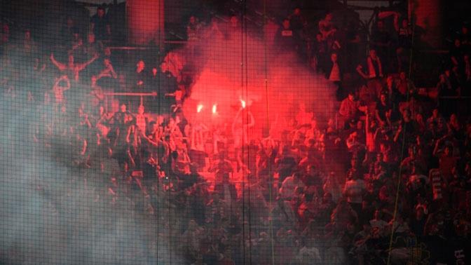 В РФС прокомментировали массовые задержания болельщиков «Спартака»