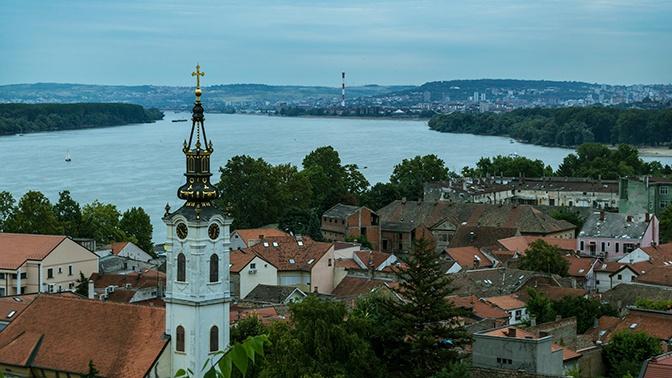 Крымская делегация прибыла в Сербию с официальным визитом