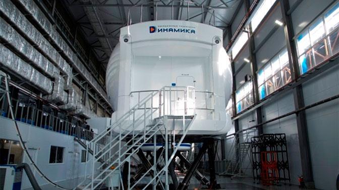 Подвижный тренажер для самого тяжелого вертолета в мире создан в РФ