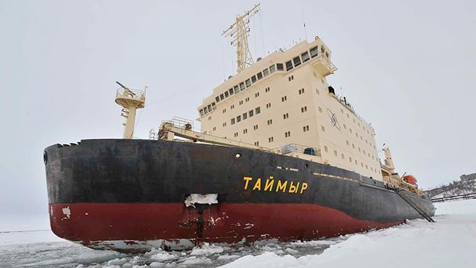 Только один из действующих ледоколов «Атомфлота» останется в строю после 2030 года