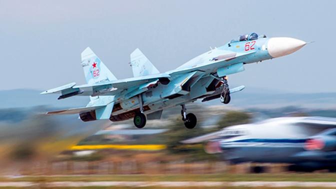 Истребители ВКС РФ за неделю четырежды поднимались для перехвата иностранных разведчиков