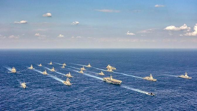 СМИ: США могут направить на Ближний Восток еще 14 тысяч солдат и военные корабли