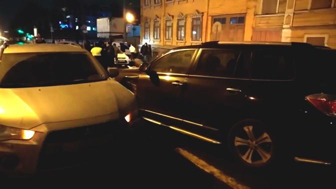 ГИБДД: виновник массового ДТП в Нижнем Новгороде был лишен прав за пьяное вождение