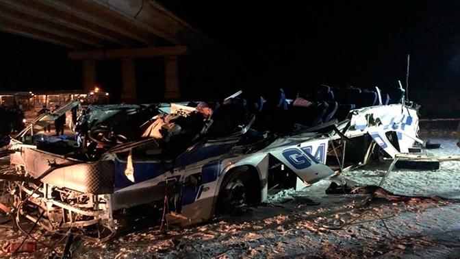 Владельца упавшего с моста автобуса в Забайкалье отправили под домашний арест