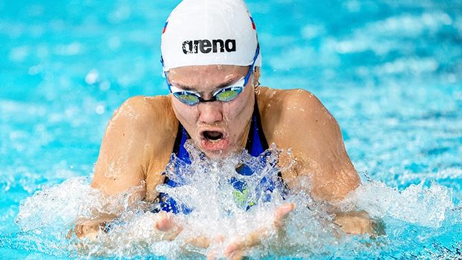 Блестящее выступление: российские пловцы взяли три золота на чемпионате Европы