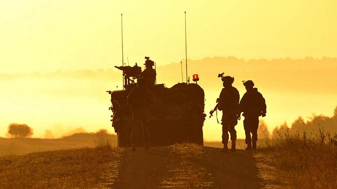 В Пентагоне не исключают, что отправят новую партию военных в Сирию