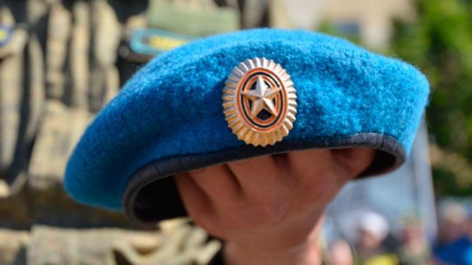 Выставка в память о погибших в 2000 году в Чечне десантниках пройдет в Москве