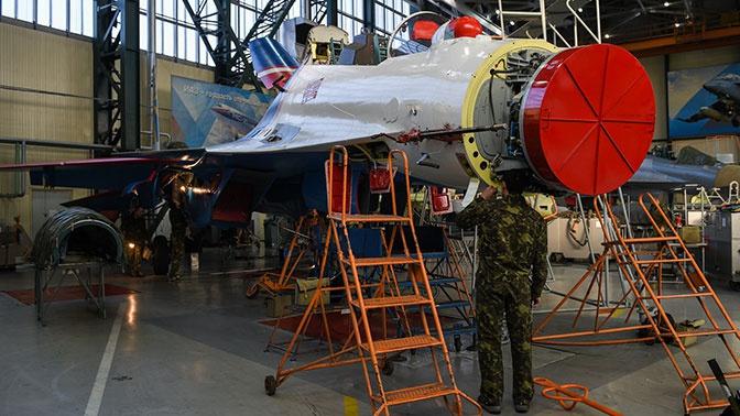 МО и ОАК заключили более 150 контрактов на производство и ремонт авиатехники