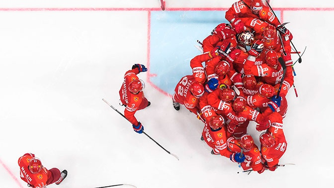 В IIHF заявили о невозможности переноса ЧМ по хоккею из России