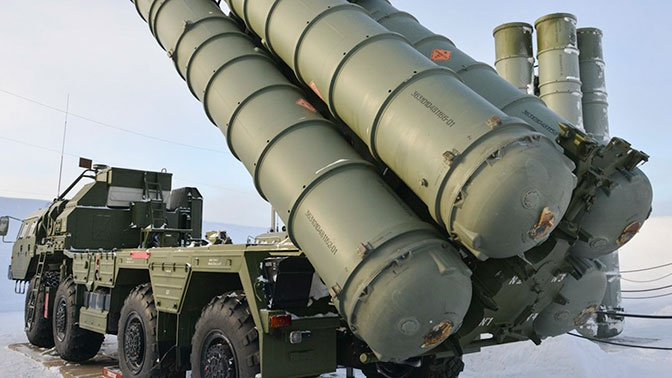 Комплексы С-400 «Триумф» развернут под Самарой