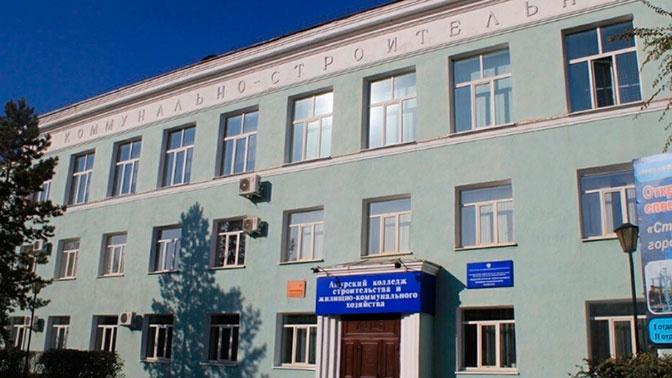 Суд оштрафовал охранявший колледж в Благовещенске ЧОП