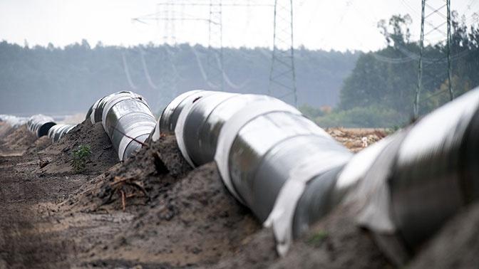 В военный бюджет США вошли санкции против двух российских газопроводов