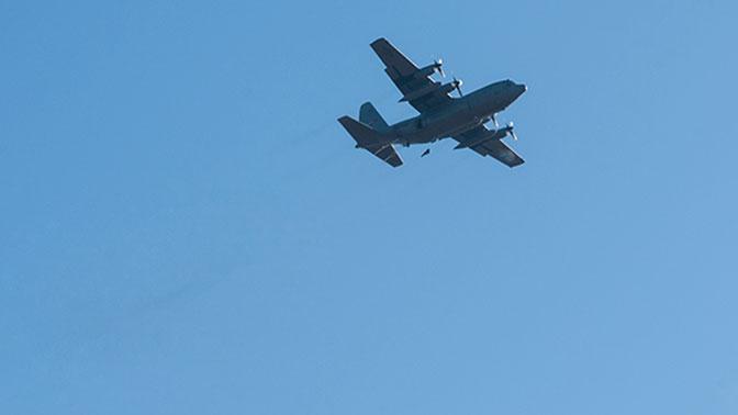 У пропавшего самолета ВВС Чили должно было кончиться топливо
