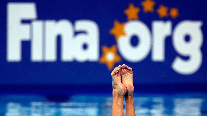 FINA настаивает на том, чтобы оставить ЧМ по плаванию в России