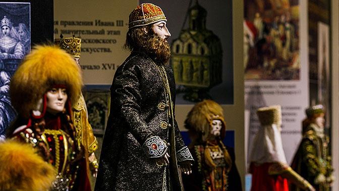От Рюриковичей до Николая II: на ВДНХ открывается Музей кукол