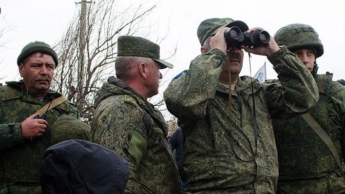 Аваков: для проведения выборов необходим роспуск сил Донбасса