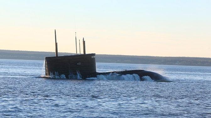 Forbes сравнил подлодку «Петропавловск-Камчатский» с субмаринами США