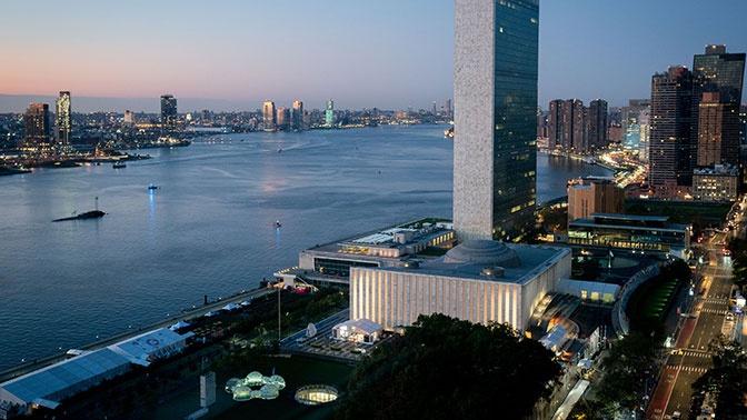 Генассамблея ООН приняла резолюцию РФ о контроле над вооружениями