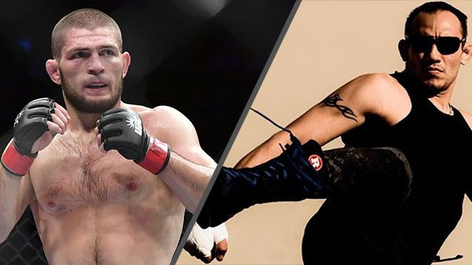 UFC официально подтвердил бой между Нурмагомедовым и Фергюсоном