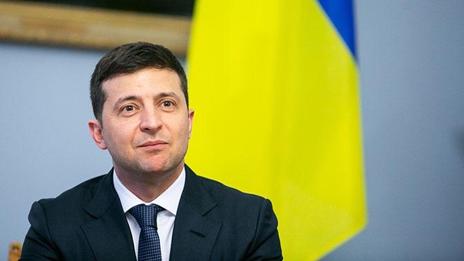 Зеленский огласил пять пунктов «формулы будущего» для Украины