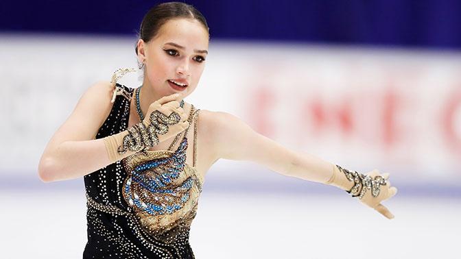 Загитова объяснила слова о приостановке спортивной карьеры