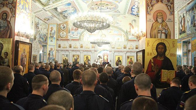 Храм Благовещения Пресвятой Богородицы в Сокольниках стал главным храмом ВДВ