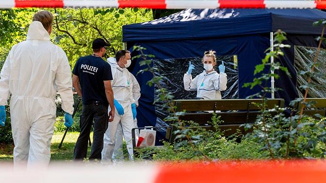 В МИД ФРГ продолжают отрицать запрос РФ о выдаче убитого гражданина Грузии
