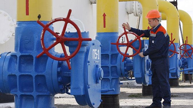На Украине подсчитали убытки от реверсного газа