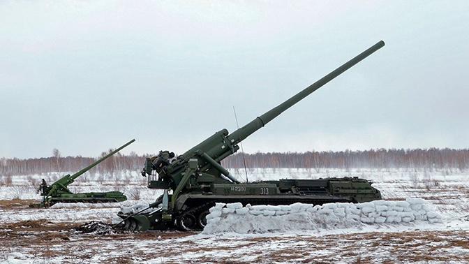 Модернизированную версию мощнейшей САУ в мире испытали в РФ