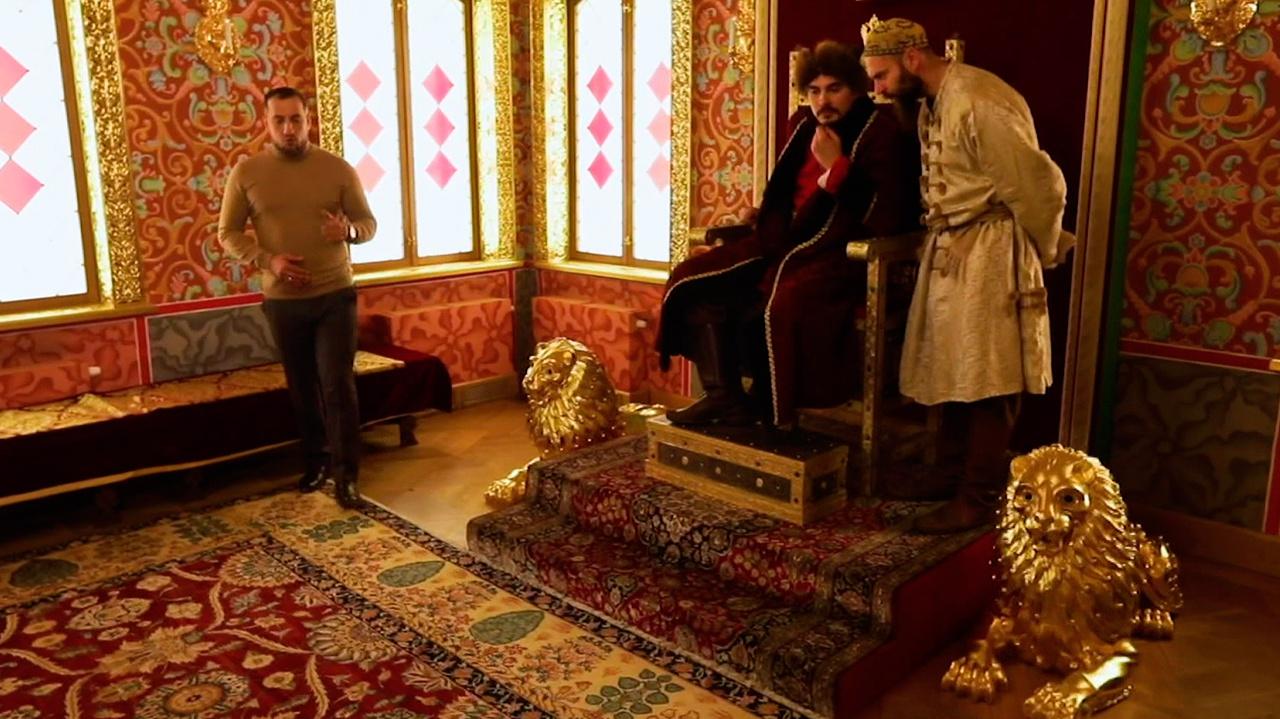Борис Годунов. Избранный царь
