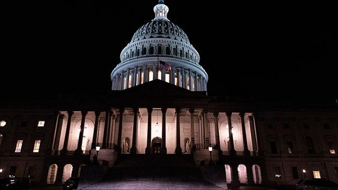 Лавров заявил, что конгресс США готов на все, ради пересмотра итогов выборов