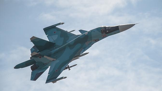 Первый опытный образец обновленного Су-34 создадут к 2022 году