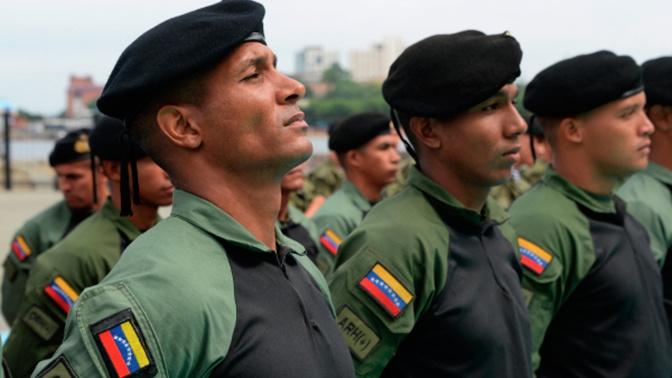 В Венесуэле сообщили о нападении на воинскую часть: погиб военный