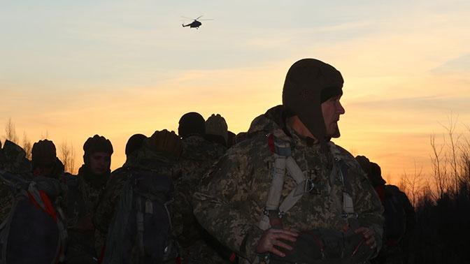 Берлин отказал Киеву в военной помощи