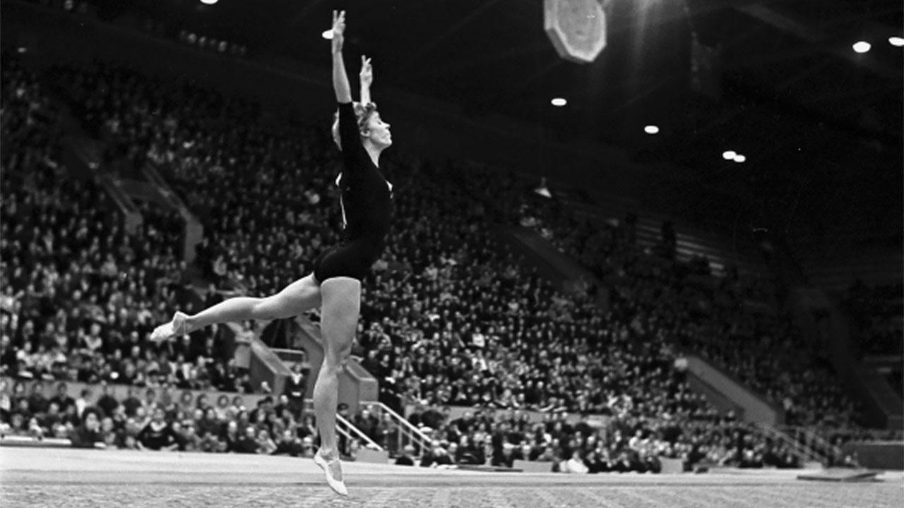 Королева спортивной гимнастики