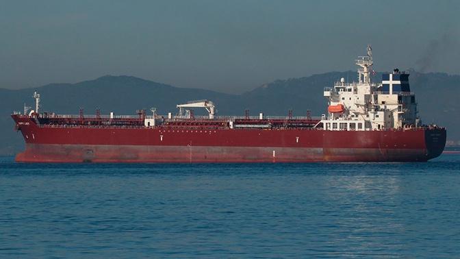 У берегов Камеруна совершено вооруженное нападение на греческий танкер