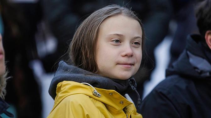 Мария Захарова рассказала о своем отношении к Грете Тунберг