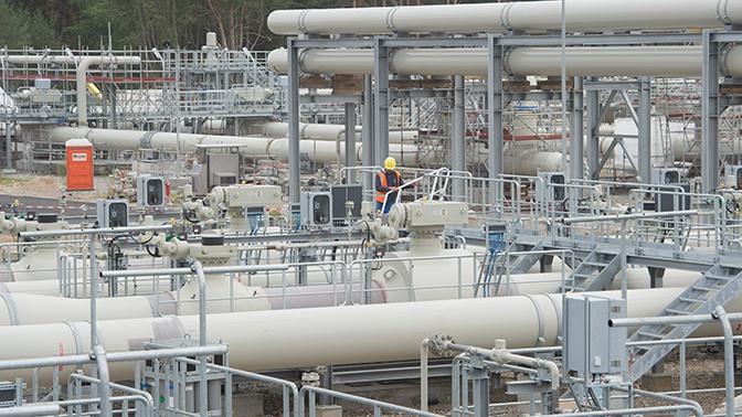 Украина начала транзит газа по новому соглашению с Россией