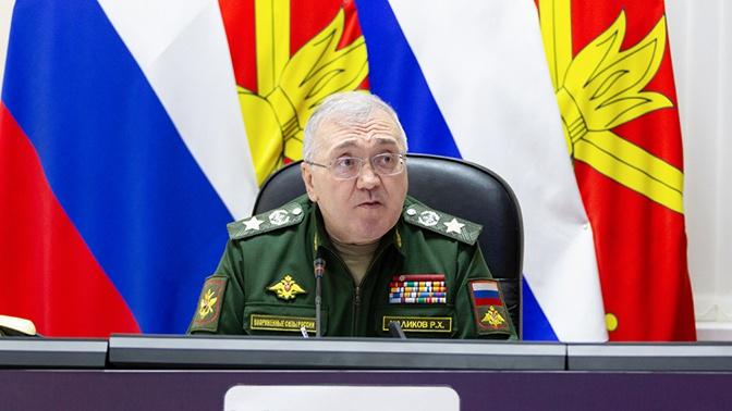 Замминистра обороны Руслан Цаликов вошел в состав наблюдательного совета Курчатовского института