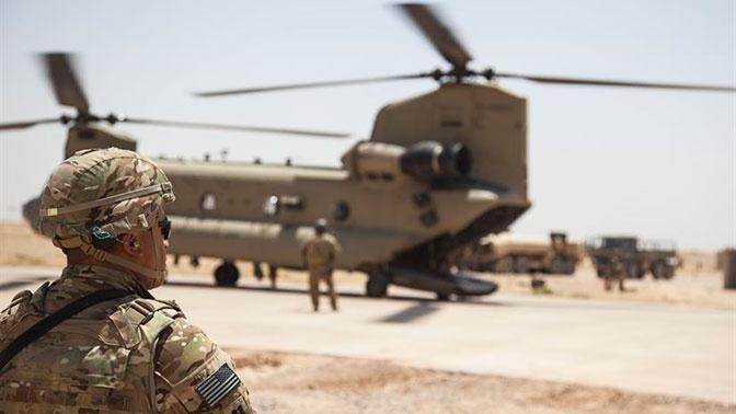 Возглавляемая США коалиция объявила о выводе войск из Ирака
