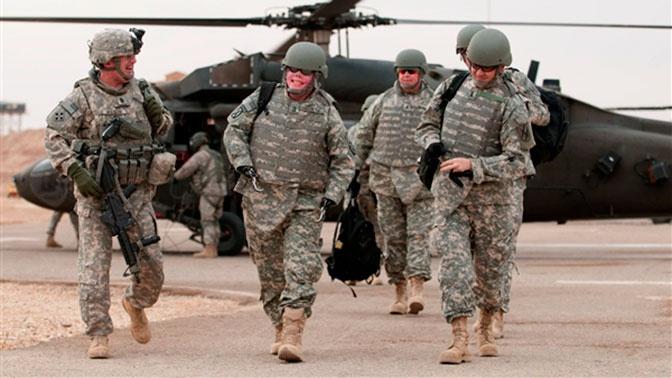 Ирак не будет продлевать соглашения о размещении войск США