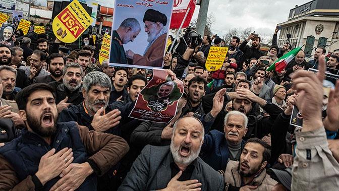 Трамп анонсировал новые жесткие санкции против «иранского режима»