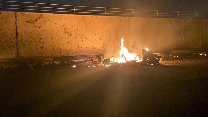 СМИ узнали о неудачной попытке США убить еще одного командира КСИР
