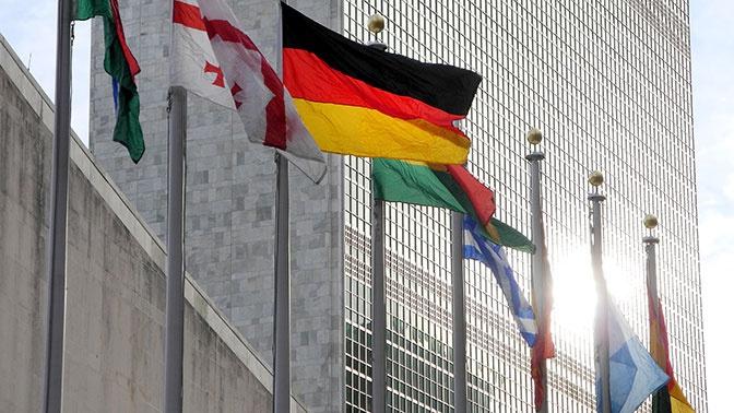 ООН лишила права голоса семь государств