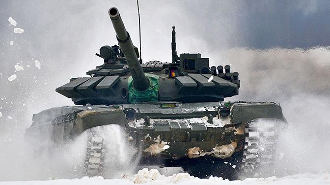 Танковая дивизия на Урале усилится модернизированными Т-72Б3М