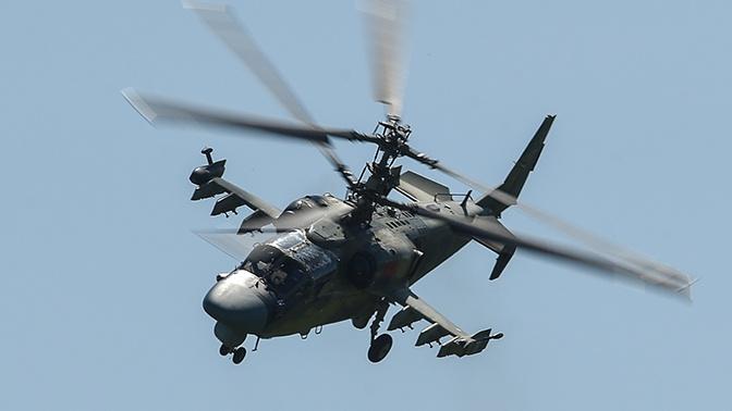 Разработчик Ка-52 планирует заключить новый контракт с Минобороны РФ