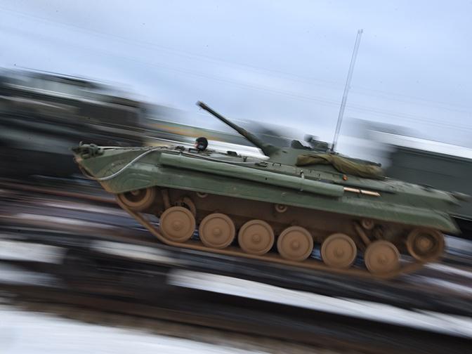 Минобороны подняло по тревоге несколько тысяч военных в Подмосковье: фоторепортаж