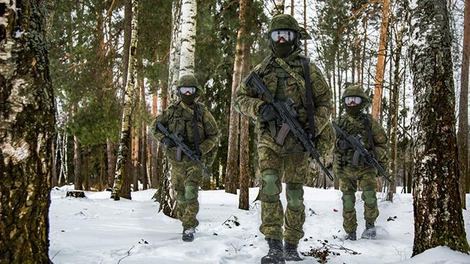 Перевооружение на экипировку «Ратник» завершается в общевойсковой армии ЗВО