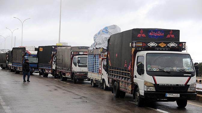 Три новых пункта пропуска открылись в зоне деэскалации Идлиб в Сирии